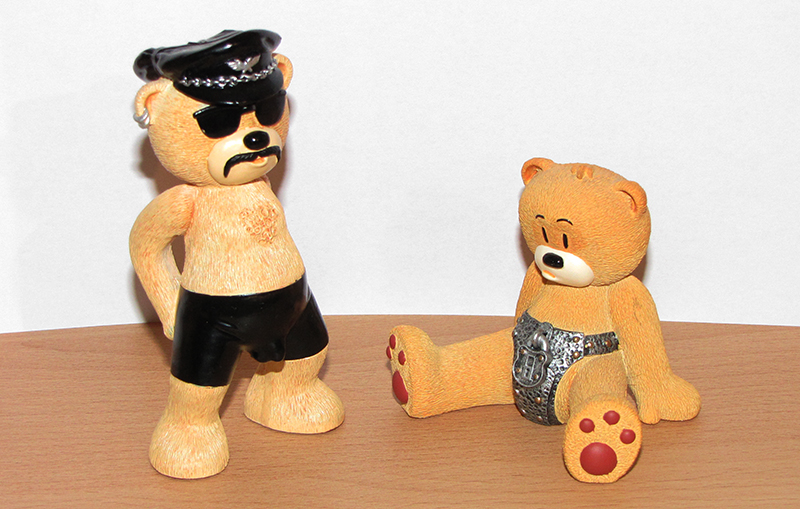 Bad Taste Bears - Keuschheit