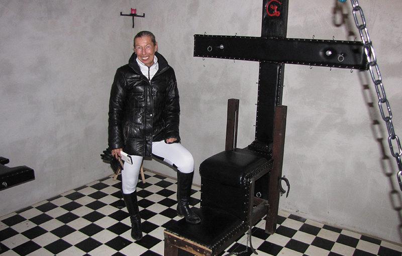 Zu Besuch bei der Rittmeisterin – Spezialevents e.V.
