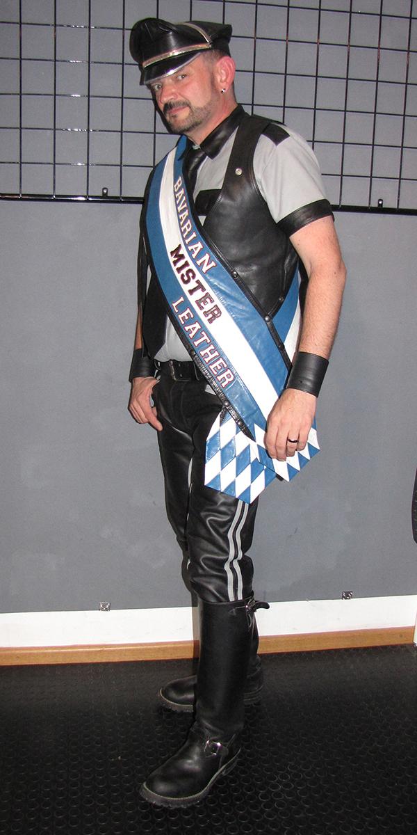 Bavarian Mister Leather - Copyright 2018, fesselblog.de