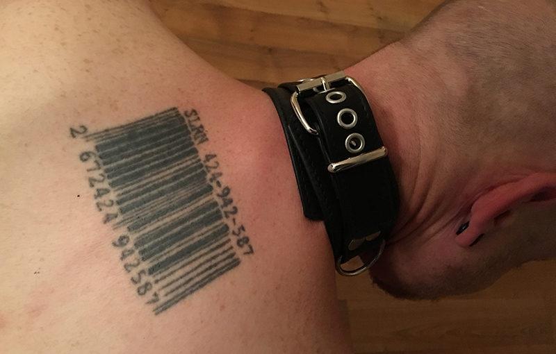 Kennzeichnung von Sklaven