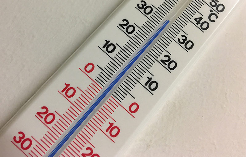 BDSM bei hohen Temperaturen