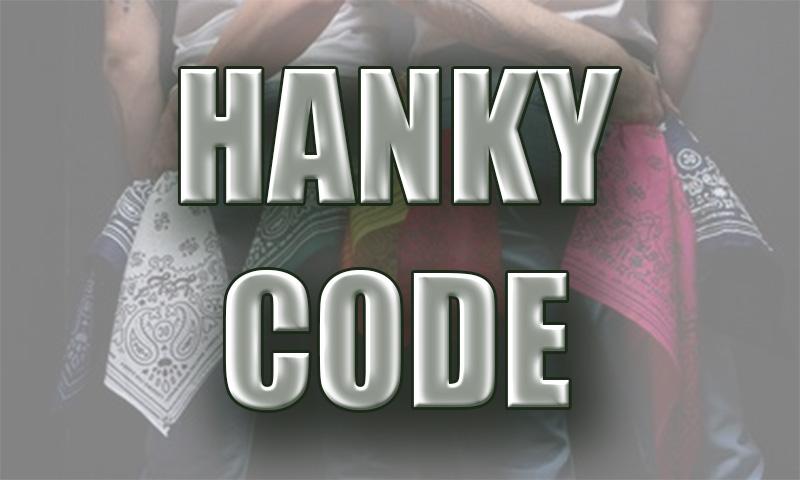 Der Hanky Code – Farbtabelle der sexuellen Vorlieben