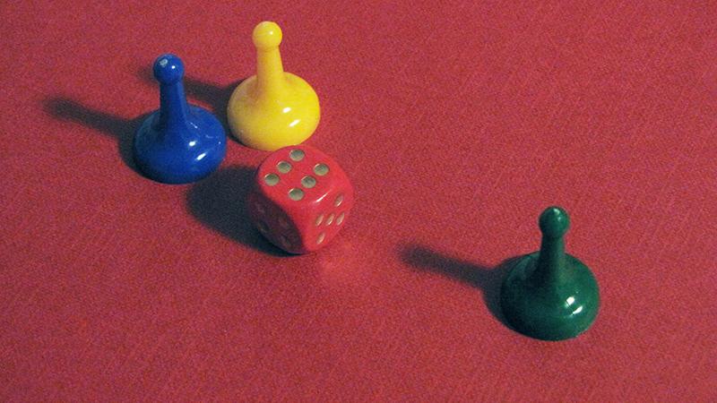 Aus Zwei mach Drei – Spielen in der Gruppe