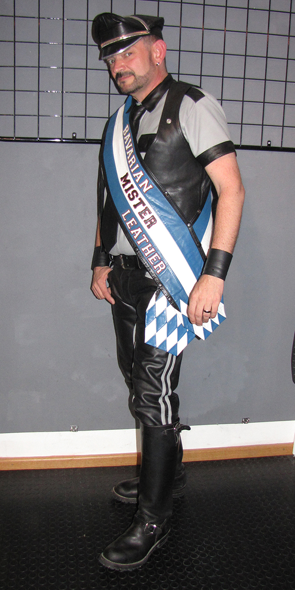 Bavarian Mister Leather - Copyright 2018, fesselblog.de