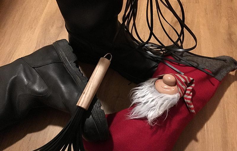 Vorweihnachtliche Rollenspiele – Knecht Ruprecht im Schlafzimmer