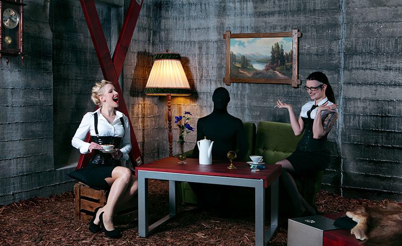 Fetisch auf Maß: Möbel und Ambiente von Fetischdesign